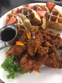 chicken and waffles #1